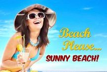 Sunny Beach, Bulgaria! / Book online your private or shared airport - hotl transfer to Sunny Beach! http://bulgariatransfers.co.uk/resorts/sunny-beach-resort-bulgaria/