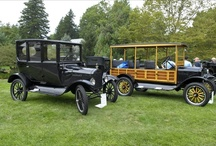 Ford Model T / by David Clark