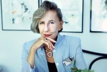 Andrée Putman / La Grand Dame du design (1925 - 2013)