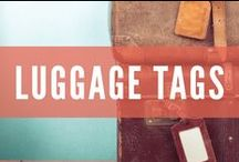 Travel Tag It / by Her Packing List