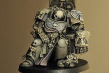 WH40k Miniatures (no Eldar) / Warhammer 40k Miniatures and incredible Paintjobs (no Eldar)