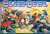 Blood Bowl - Warhammer Fantasy Football / Warhammer Fantasy Football - may Nuffle bless your Dice ;-)