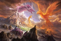 Fantasy & Sci-Fi Art