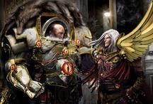 WH40k - Chaos / Warhammer 40k Art Artwork Chaos
