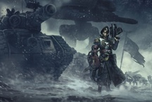 WH40k - Imperial Guard / Warhammer 40k Art Artwork Imperial Guard