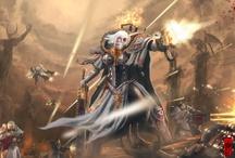 WH40k - Imperial Forces - Inquisition & Sororitas & Arbites - Warhammer 40k / Warhammer 40k Art Artwork