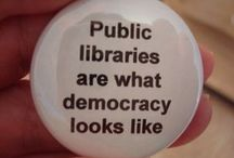 Be a Library Advocate! / Do you love libraries? So do we! This board is for pins that define why libraries are important, and how we can spread the message.
