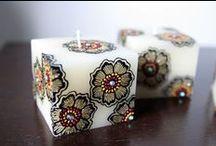 Henna Inspired Crafts