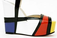 Great shoes. Shoe in art, art shoes