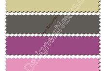 Fashion Color Palette Inspiration / Color palette combinations for pattern & stripe designs, textile colorways, or seasonal fashion color theme inspiration. More color combos and high-res downloads at www.designersnexus,com!
