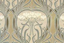 Art Nouveau Details / L'armonia unica delle linee Art Nouveau è attuale oggi come ieri... È la rende per me irresistibile!