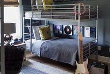 Sovrum för teens
