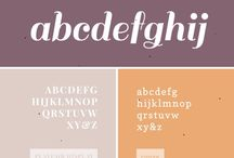 FFF Fantastic Free Fonts / La scrittura particolare mi ha sempre affascinata, una grazia o meno può fare la differenza.