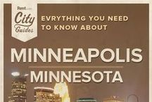 Minneapolis Living / Whether your new to the city or just visiting, Rent.com tells you what to do in Minneapolis. From the best neighborhoods for entrepreneurs to the best places for aspiring artists, check out what Minneapolis, Minnesota has to offer. / by Rent.com