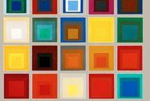 Josef Albers ヨゼフ・アルバース / 教育者、作家、画家、色彩理論家として、今も多くのアーティストに影響を与え続けている。