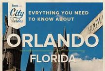 Orlando Living / Whether your new to the city or just visiting, Rent.com tells you what to do in Orlando. From the best neighborhoods for families to best spring activities, check out what Orlando, Florida has to offer. / by Rent.com