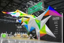 Cool Exhibition Booth Designs / Cool exhibition designs! Out of your think!