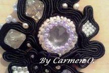 Bijuterii handmade / Handmade - ul e la moda, asa ca.................va prezint cateva bijuterii