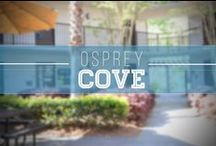 Osprey Cove / Here's a look at one of our housing facilities Osprey COve