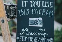 Wedding inspiration / Bröllop, förberedelser, bröllopsdagen etc.