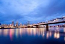 Portland Living / Whether your new to the city or just visiting, Rent.com tells you what to do in Portland. From the most beautiful places to hike to the best neighborhoods for foodies, check out what Portland, Oregon has to offer. / by Rent.com