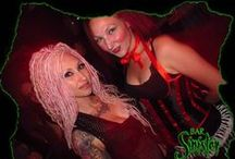 7.26.14 Bar Sinister Souls / Jul 26th: GINGER V, INDUSTRIAL BITCH & ELEMENT A440 FEATURING DJS AMANDA JONES AND BRUCE PERDEW For more pics of this night and more go to barsinister.net