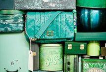 Green / Green colour inspiration