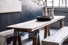 Minimalist / minimalist interior design