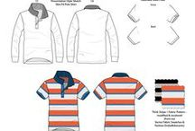 Mens Fashion Flat Sketch Templates / Mix-&-Match Adobe Illustrator Menswear flat fashion sketch templates for fashion technical drawing. Over 1045+ Illustrator fashion templates for only $39.95 at mypracticalskills.com