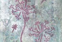 Sarah King Art & Design - Florals, Birds and Butterflies