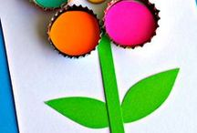 Recycled Mother's Day / Find great ideas to make recycled crafts & decorations for Mother's Day!
