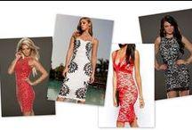 krajkové šaty / http://www.amodio.cz/kategorie-produktu/damske-saty/krajkove-saty/