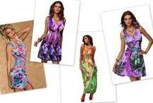 letní šaty / Letní šaty pro horké dny. Najdete je na http://www.amodio.cz/kategorie-produktu/damske-saty/letni-saty/