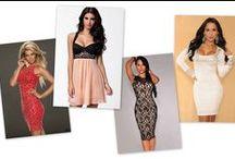 společenské šaty / http://www.amodio.cz/kategorie-produktu/damske-saty/spolecenske-saty/