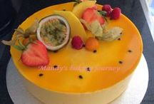 Cake baking & decorating / Ideas, tips& tricks. Tutorials