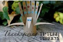 Recycled Thanksgiving / Find great ideas to make recycled crafts & fun projects for Thanksgiving holiday!