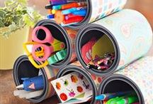 Recycled Classroom / Find great ideas to make recycled crafts & fun projects for your classroom or homeschools. Visit our Teacher Resource webpage too. http://cvwma.com/cvwma-education/teacher-resources/