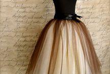 Lovely dresses / If I were a princess...
