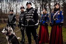 Зимняя сказка юнкеров МХПИ/ MHPI's winter fairytale