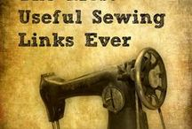 Sewing and patterns / by ANDREA RUDD