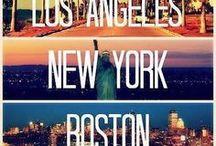USA favorite places