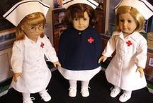 DOLL CLOTHES / by joan ward