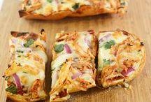 Pizza/Savoury