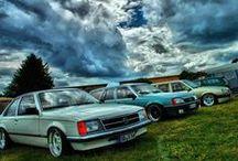 Old School Opel