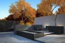 Modern Garden - Nykyaikaisia puutarhoja / Kuvat edustavat pelkistettyä tai yksinkertaista tyyliä, ja nimestään huolimatta ovat toivon mukaan ajattomia.