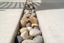 Nice stoney paves and gardens - Kivipihoja ja kulkuväyliä / Kiviä! Kiviä!