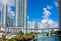 Miami - Florida, USA / Beautiful Pictures of Miami and the greater Miami area
