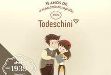 Todeschini - 75 anos / Todeschini, 75 anos de #momentosnacozinha. Assista ao vídeo: http://bit.ly/1wAdxfe