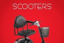 Ortopedia - Scooters / Scooters