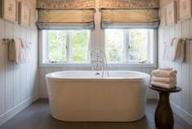{Design Inspiration: Bathrooms} / Our favorite design ideas for luxurious bathrooms